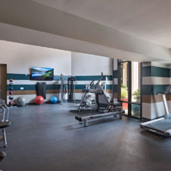 The District Lofts, Fitness Center